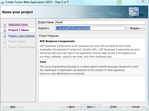 Oracle ADF 11gR2 Tutorial: Developing RIA Web Applications