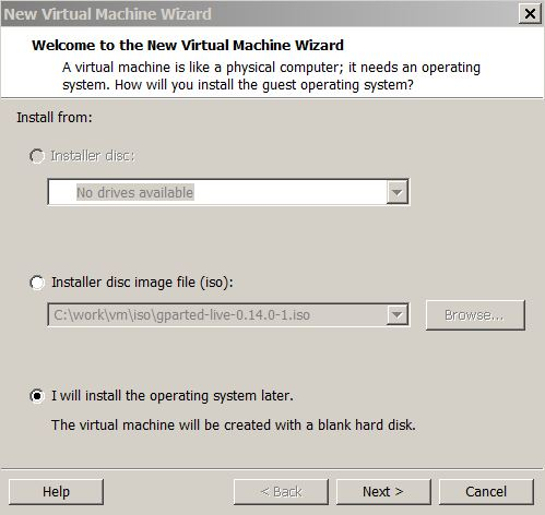 Convert Windows Server 2008 R2 VHD Image to ESXi VM | Jianming Li