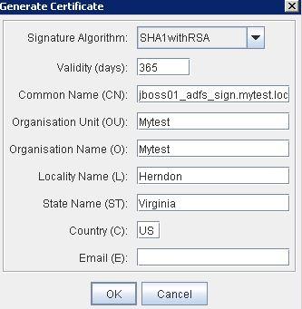 JBoss PicketLink SAML SSO with ADFS | Jianming Li