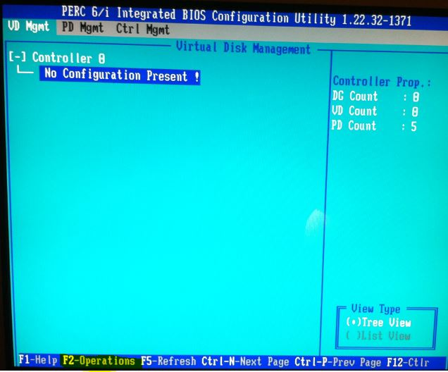 Setup ESXi 5 5 on Dell PowerEdge R900   Jianming Li